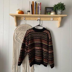 ARIZONA chunky knit sweater